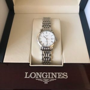NIB Ladies Longines Watch
